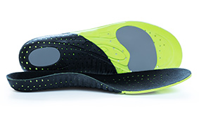 Shoe insoles to keep your feet healthy